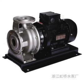 ISB型不锈钢卧式单级离心泵 、不锈钢单级冲压离心泵