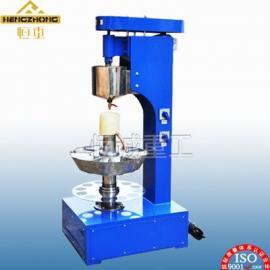 矿浆缩分湿式分样实验室新型湿式分样机