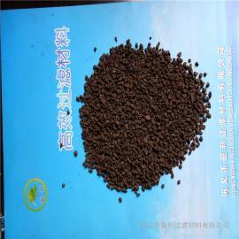 地下水除锰专用锰砂滤料 锰砂滤料厂家