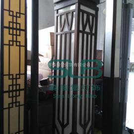 华南景观灯户外知名品牌透光石广场灯柱,厂家定制非标工程灯具