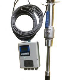 大管道专用插入式电磁流量计专测液体