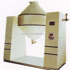 瓜尔胶不锈钢双锥回转真空干燥机价格