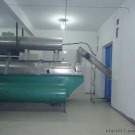 茹精专用振动流化床干燥机、专用流化床