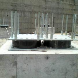 铅芯建筑隔震橡胶支座 厂家专做