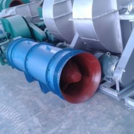 射流风机生产基地地铁隧道通风机