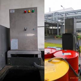 厂家直销 工业油水分离机 撇油机 刮油机 机床用