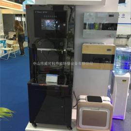 威可利品牌开水器WR-60L可配置ic卡屏幕
