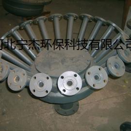 耐磨煤粉分配器