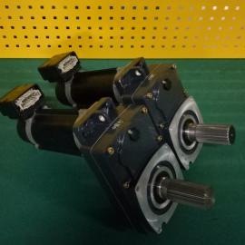 欧式起重机三合一减速电机MF130L2/EB/TF欧式电机