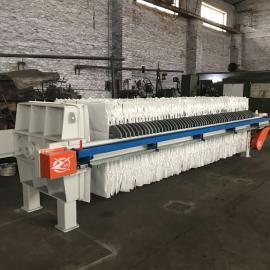 沧州巨鑫厂家直销液压、机械、铸铁厢式压滤机