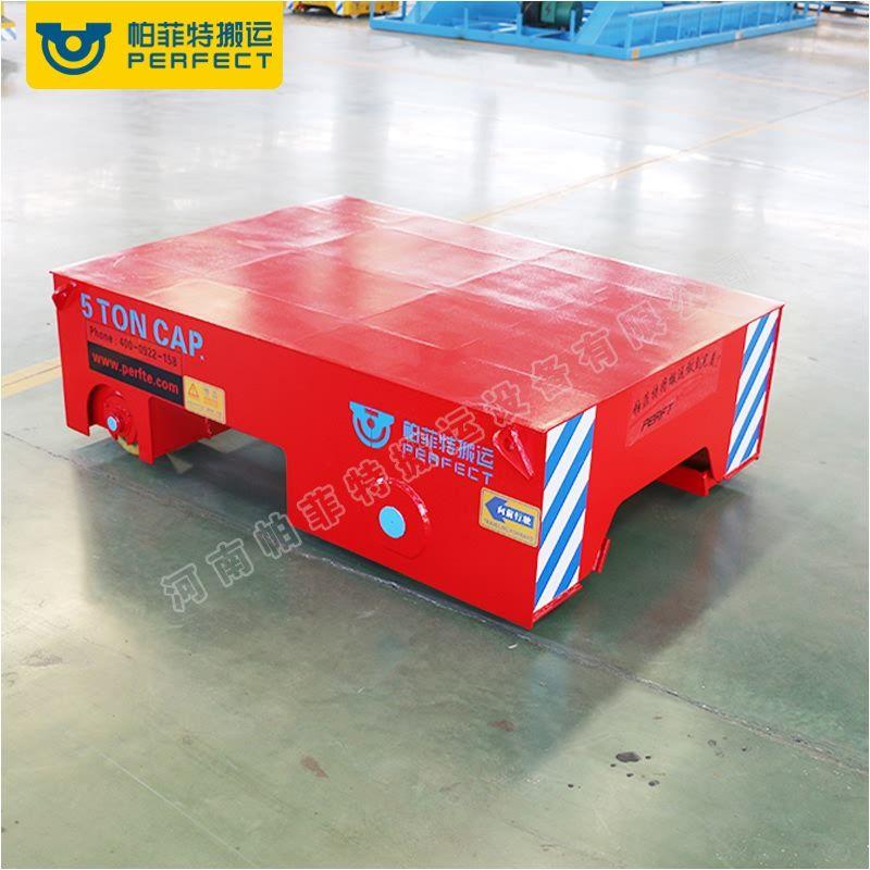 电动搬运车新型复合材料电动无轨平车重型蓄电池牵引车