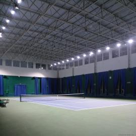 单位网球场照明,学校网球场照明,会所网球场照明灯