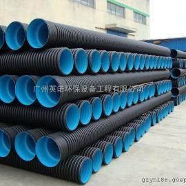 广州HDPE缠绕结构壁管