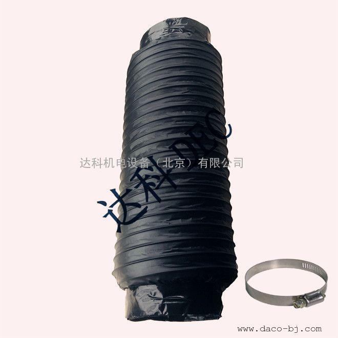 广州深圳新风设备厂家配套柔性降噪抗菌新风机专用管道消音筒