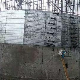 烟囱避雷针维修-烟囱避雷针安装-高空避雷检测