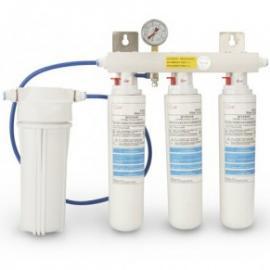 Q诺三头净水器CEEDB412配制冰机/咖啡机