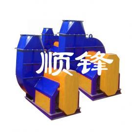 木工中压透浦除尘风机(电机垂直型)