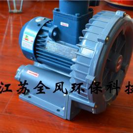 工业防爆高压风机1.5KW