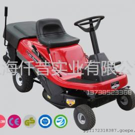 百力通10.5马力汽油坐骑式割草机剪草机割草车 草坪车