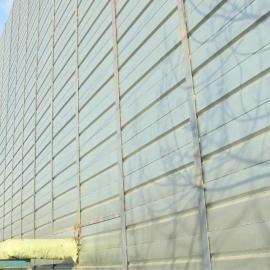 北京德仁凹凸顶部弧形声屏障服务周到