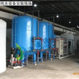 山东地下深井水除铁锰过滤设备
