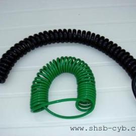 钢丝螺旋电缆