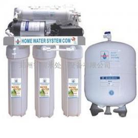 誉润 50-RO7自冲型净水机 反渗透家用型净水器