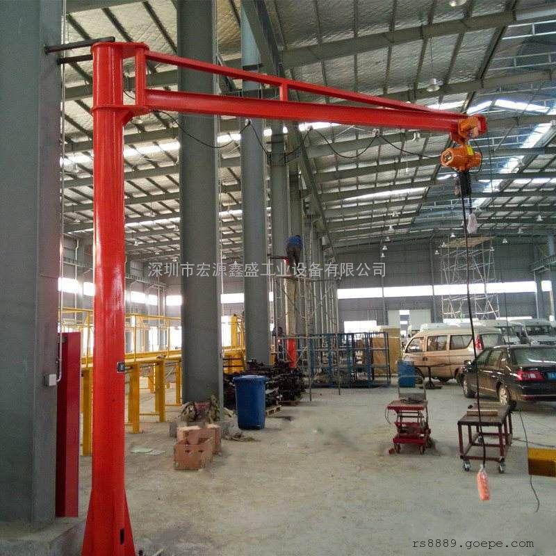柱式悬臂吊起重价格 珠海悬臂吊(优惠价)