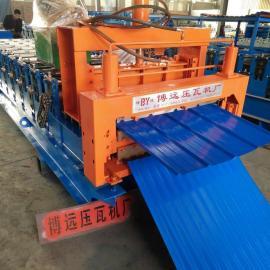 彩钢瓦双层压瓦机 全自动压瓦机设备 北京压瓦机