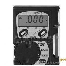 万用表MCD010 多功能数字万用电流表 手持台式电表