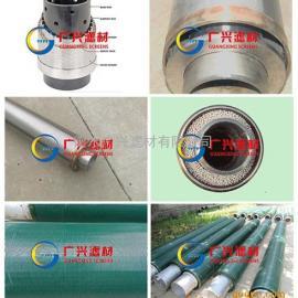 地热井滤水管内层打孔套管绕丝筛管
