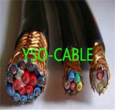 KVVP 2c*0.5屏蔽控制电缆