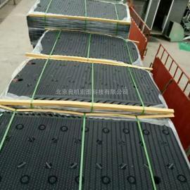 菱电冷却塔填料更换