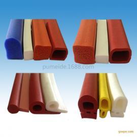 专业生产耐高温300度以上胶条|烤箱密封胶条|隔垫硅胶条