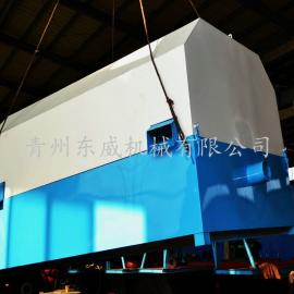 北京砂石分开机 拌和站必备的环保型白灰砂石分开设备