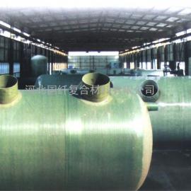 天津玻璃钢化粪池厂家