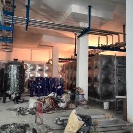 专业安装组合式不锈钢保温水箱(组合式不锈钢水箱厂家)