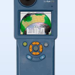 美国进口太阳阴影分析仪SunEye210