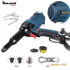 电动拉铆枪 特倍孚电动铆钉枪TAC500 新一台强动力