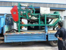 舜都hlyl污泥脱水一体机对污泥处理行业的重大贡献