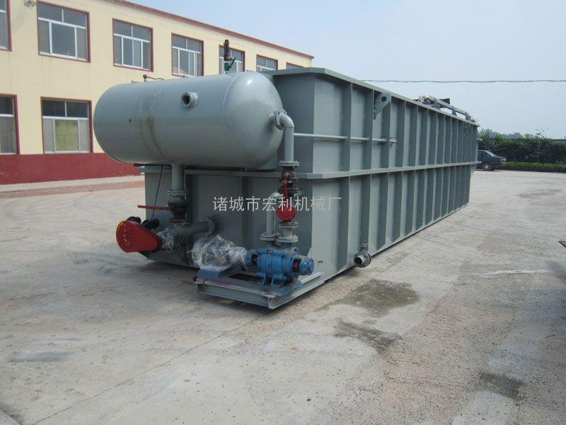 气浮设备的的提供商宏利环保值得客户信任