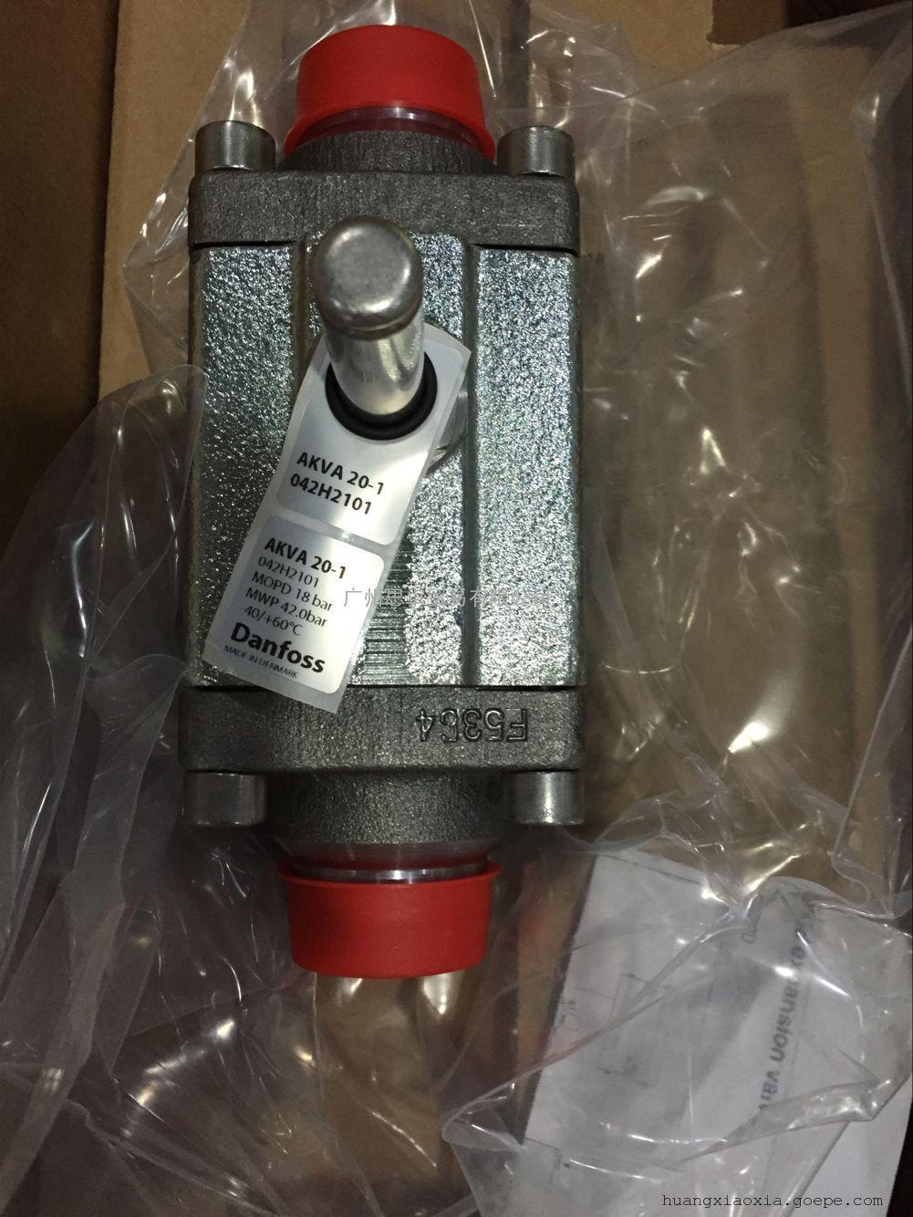 丹佛斯电子膨胀阀价格 akva10/akva15/akva20型氨用电子膨胀阀图片