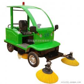 扫地车 清扫机 利易洁D1950物业小区多功能洗地机