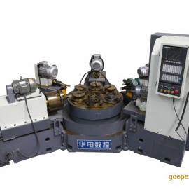 HD-6ZE六工位组合机床