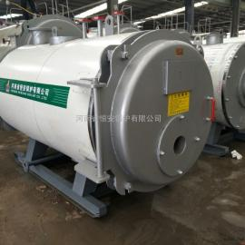 WNS系列卧式燃油/气蒸汽锅炉