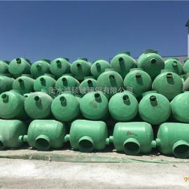 厂家热销优质玻璃钢化粪池隔油池玻璃钢化粪池玻璃钢模压化粪池