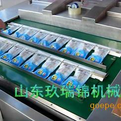 食品真空包装机,自动化滚动式包装机