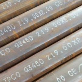 Q390B无缝钢管