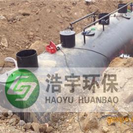 黄冈一体化生活污水处理设备黄冈地埋式