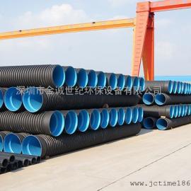 深圳HDPE缠绕增强B型管